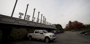 Thunderbird Stadium Parking Lot Construction